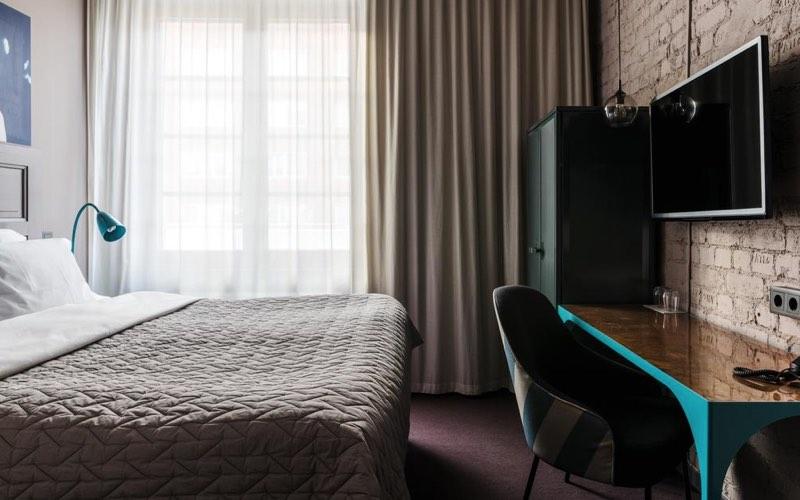 Snygga hotellrum på Story Hotel