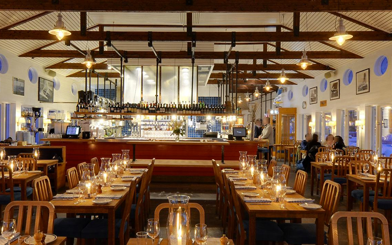 Romantisk middag på Restaurang J