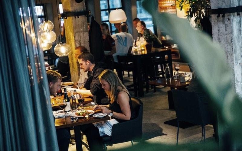 Mat på Story Hotel