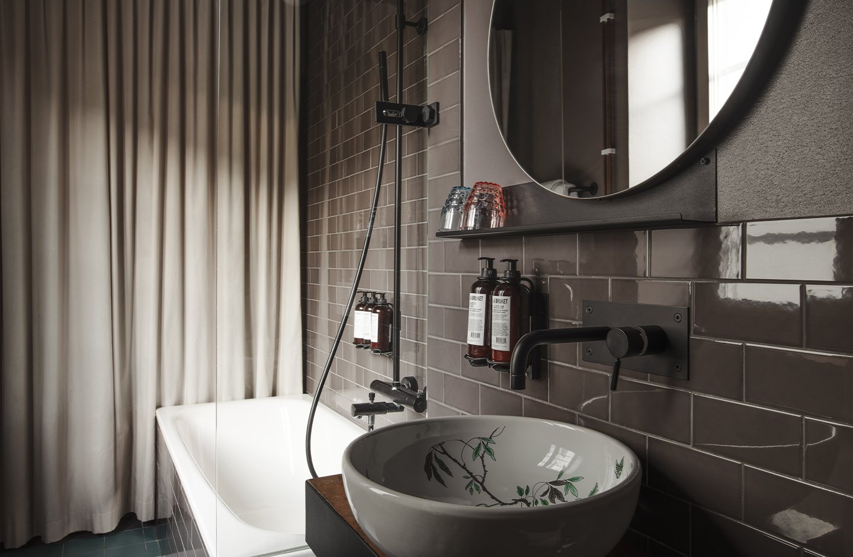 Snygga badrum på Story Hotel