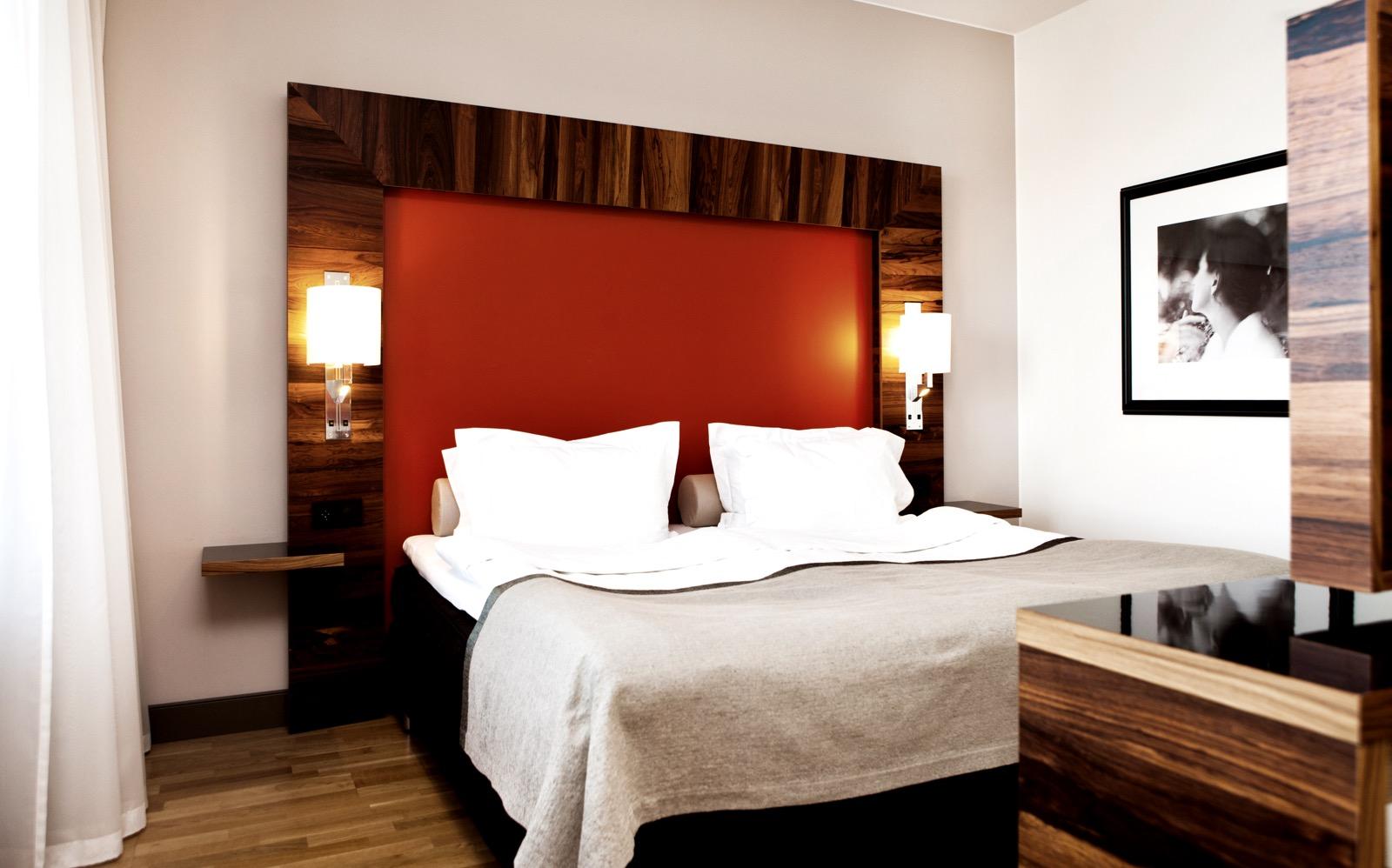 Hotellrum på Elite Hotel Marina Tower